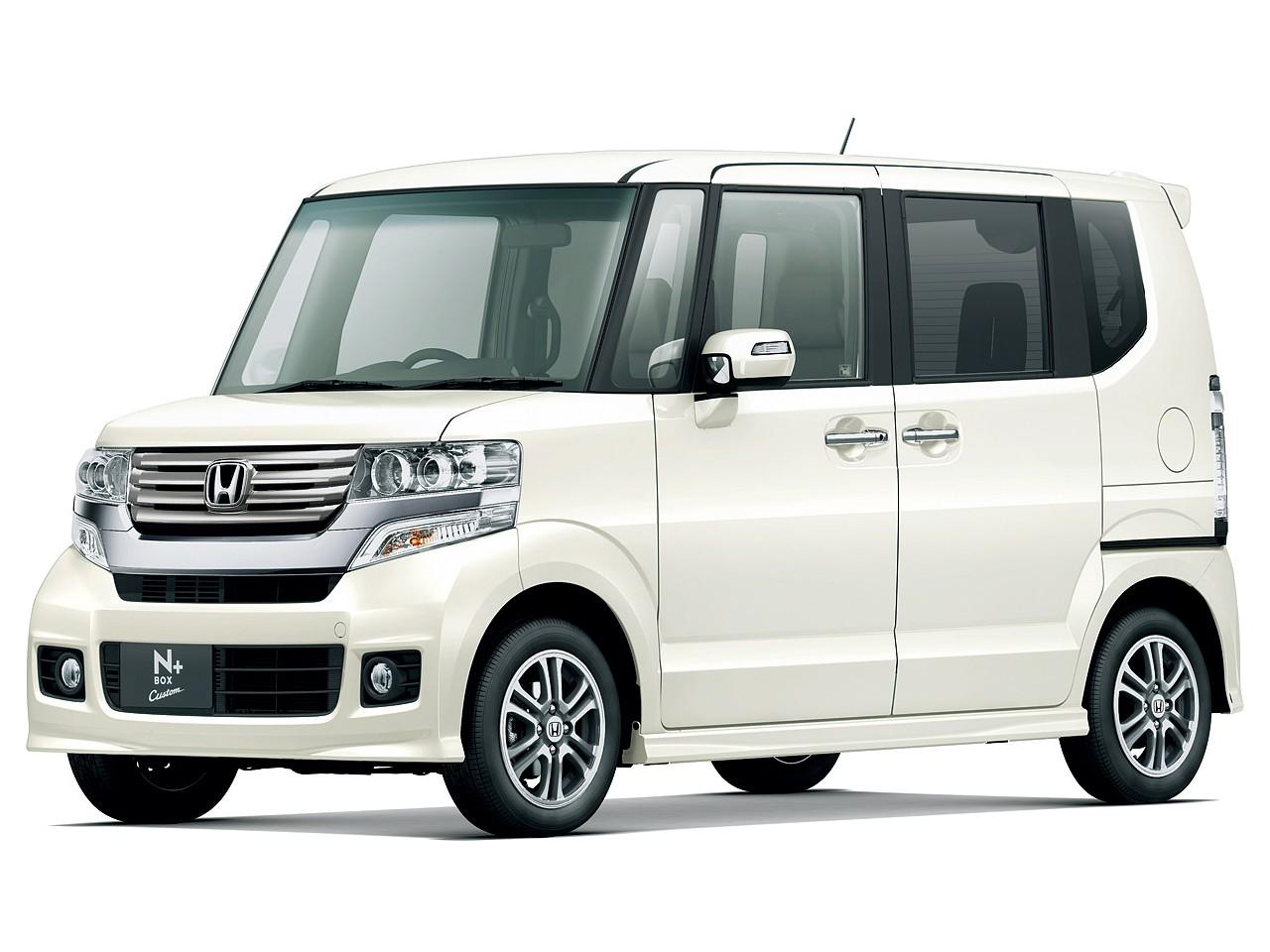 ホンダ N-BOX + カスタム 2012年モデル 新車画像