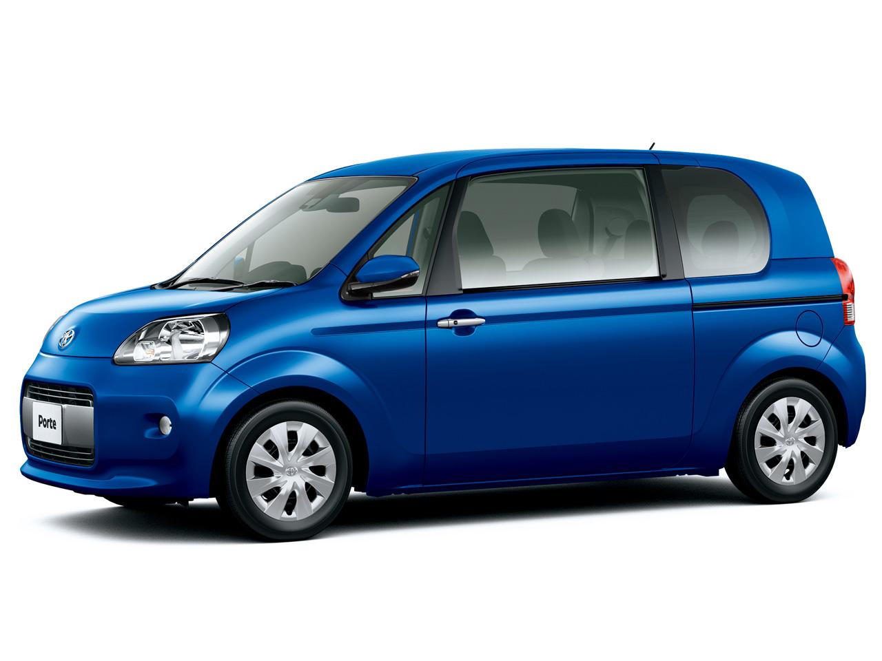 トヨタ ポルテ 2012年モデル 新車画像