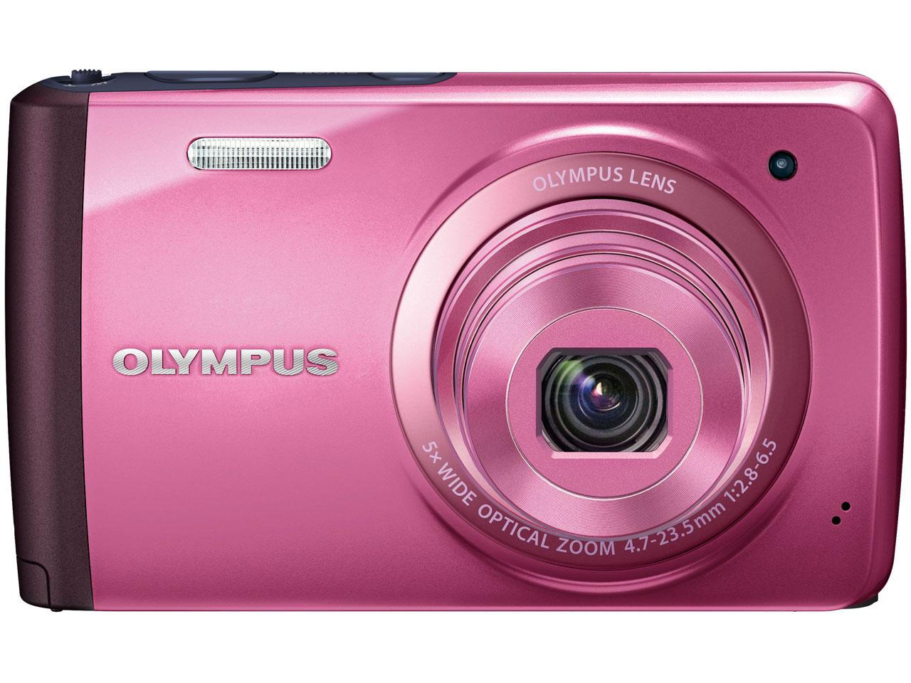 OLYMPUS STYLUS VH-410 [ピンク] の製品画像