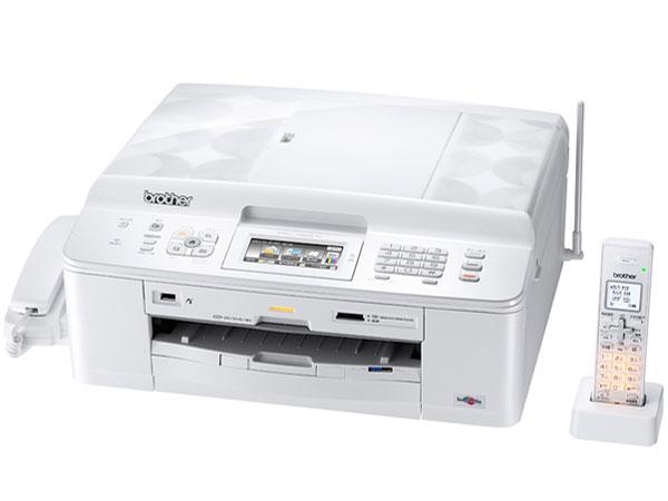 『本体 正面』 プリビオ MFC-J960DN-W [白] の製品画像