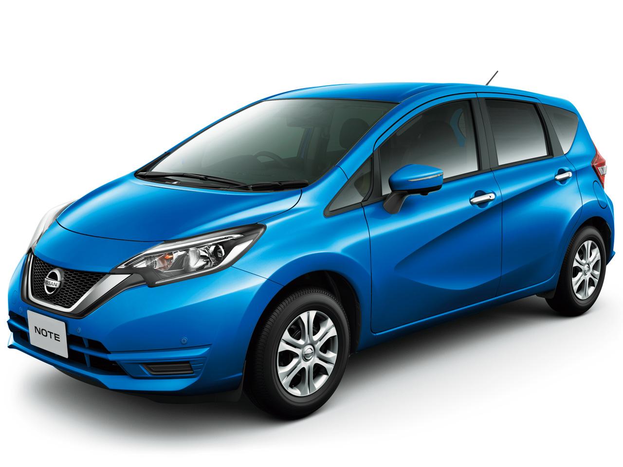 日産 ノート 2012年モデル 新車画像
