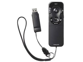 PCプレゼンポインター<エアビーム・マウス> ELA-P2 の製品画像