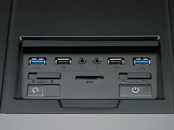 『本体 接続端子』 Silencio 650 RC-650-KKN1-JP の製品画像