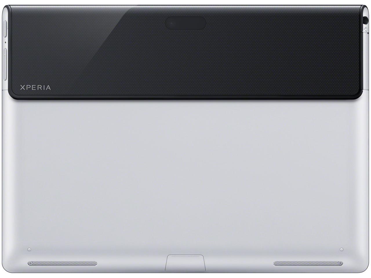 『本体 背面』 Xperia Tablet Sシリーズ 32GB SGPT122JP/S の製品画像