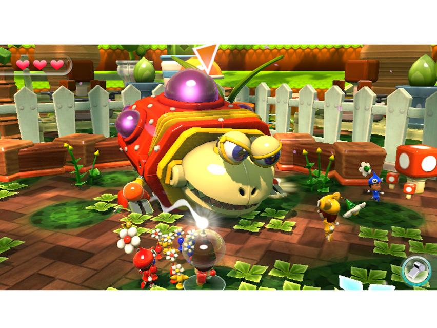 『画面イメージ6』 Nintendo Land の製品画像