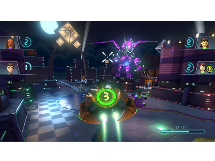 『画面イメージ8』 Nintendo Land の製品画像