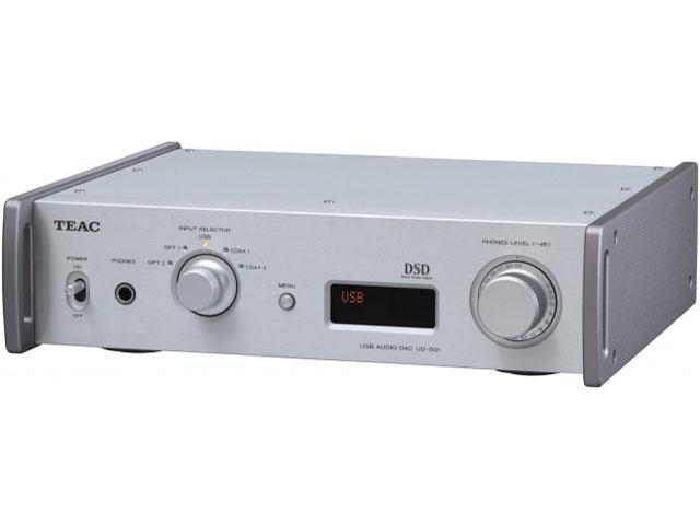『本体 正面』 UD-501-S [シルバー] の製品画像