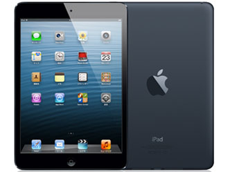 iPad mini Wi-Fiモデル 32GB MD529J/A [ブラック&スレート] の製品画像