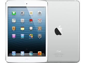 iPad mini Wi-Fiモデル 64GB MD533J/A [ホワイト&シルバー] の製品画像