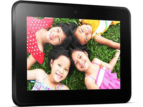 『画面イメージ1』 Kindle Fire HD 16GB の製品画像