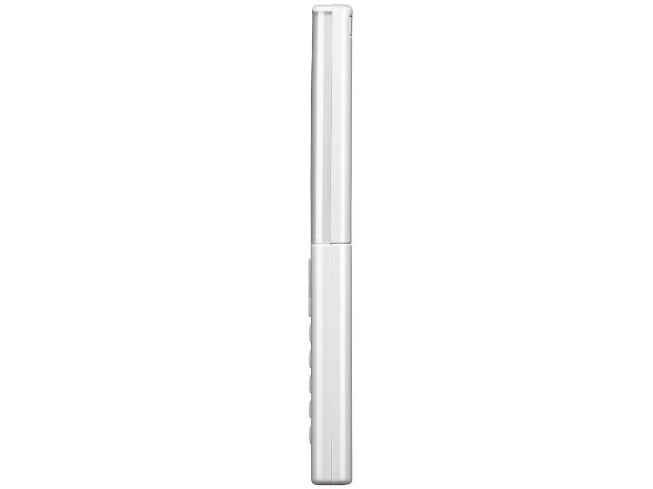 『本体 右側面』 HONEY BEE 5 WX07K [ホワイト&ホワイト] の製品画像