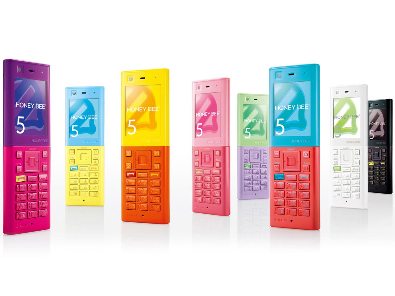 『カラーバリエーション』 HONEY BEE 5 WX07K [ホワイト&ホワイト] の製品画像