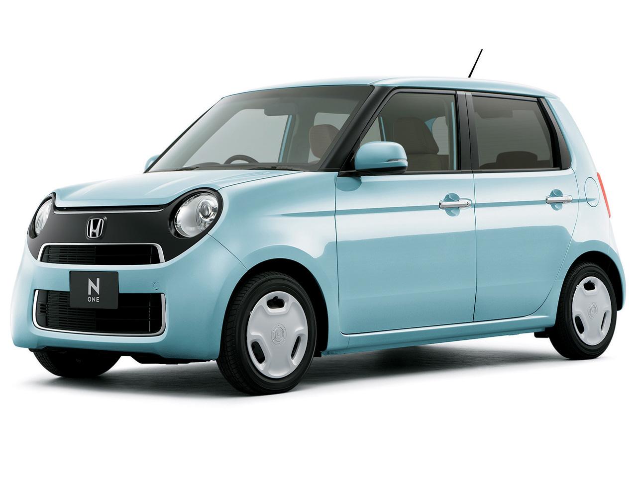 ホンダ N-ONE 2012年モデル 新車画像