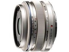 『本体2』 M.ZUIKO DIGITAL 17mm F1.8 の製品画像