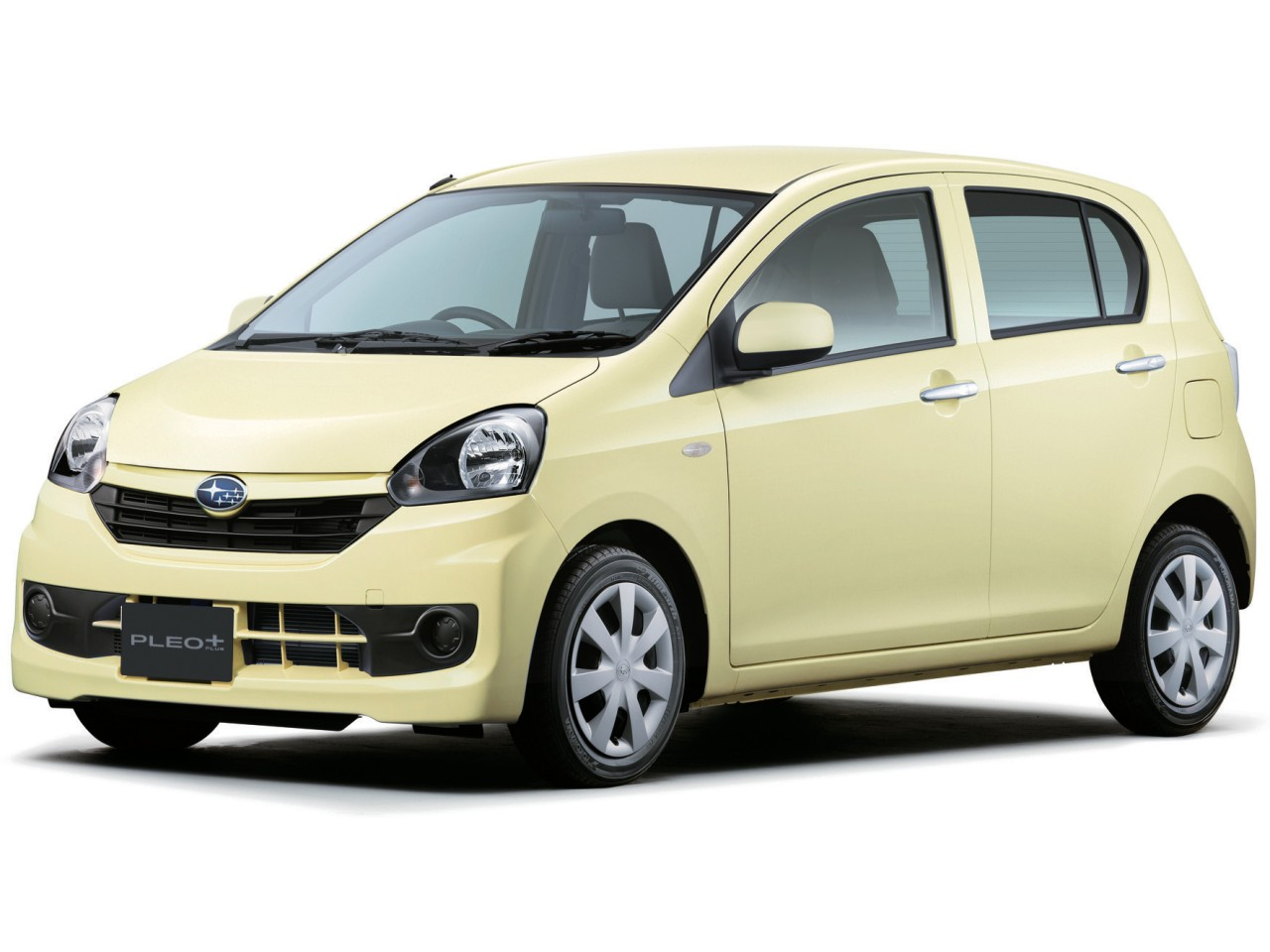 スバル プレオ プラス 2012年モデル 新車画像