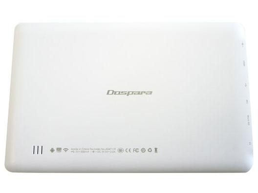 『本体 背面2』 DOSPARA TABLET A07I-D15A の製品画像
