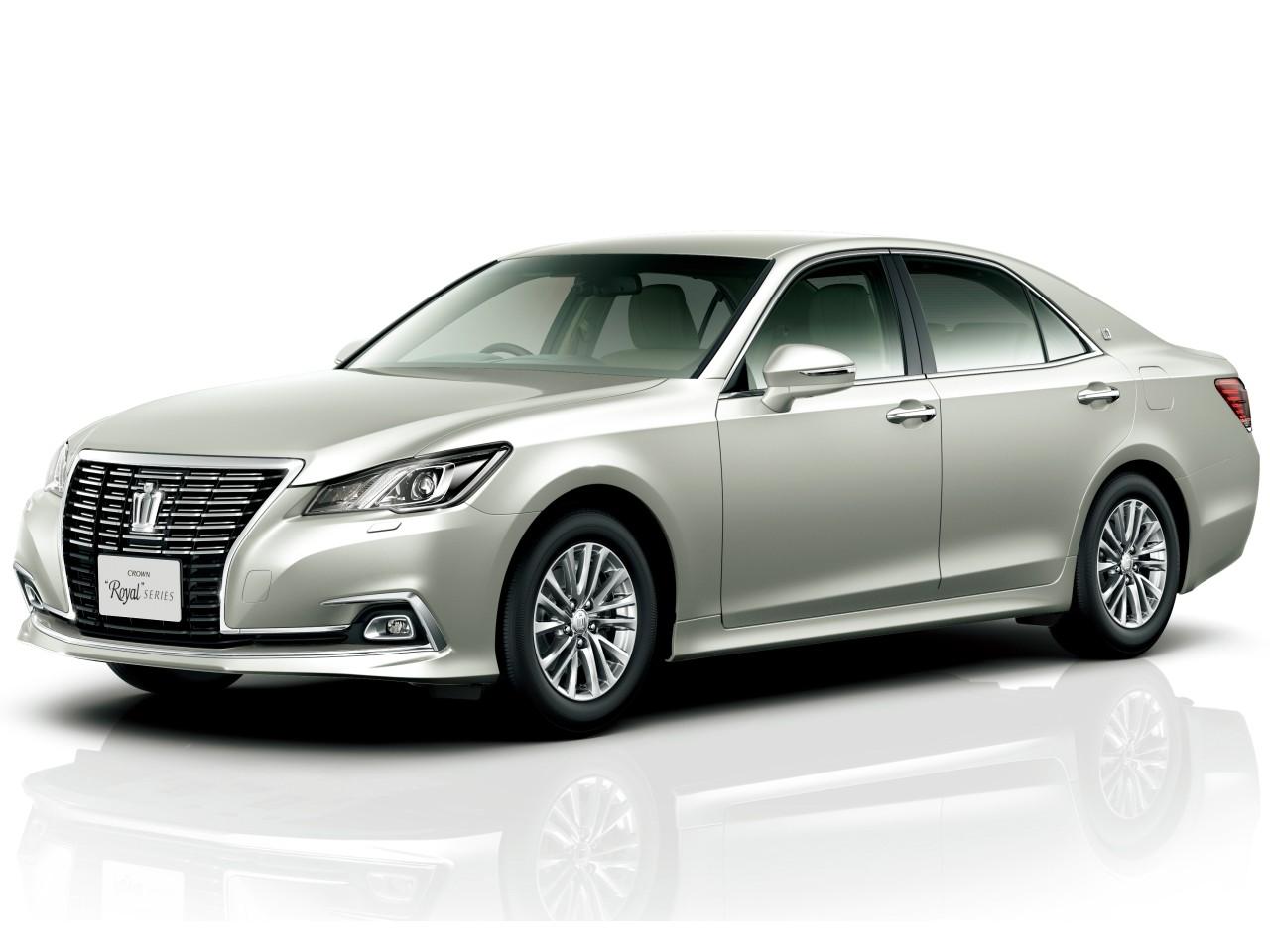トヨタ クラウン ロイヤル 2012年モデル 新車画像