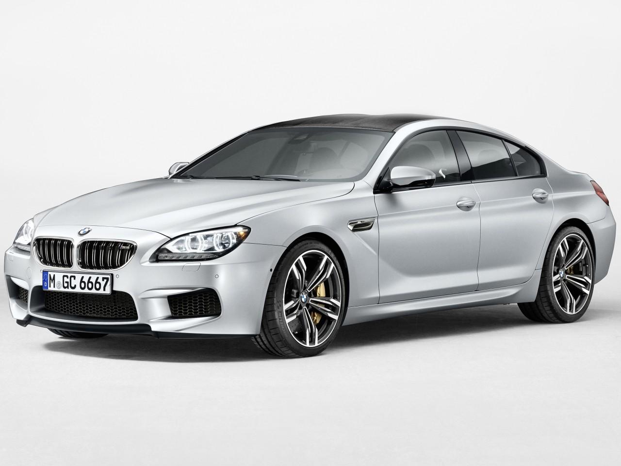 BMW M6 グラン クーペ 2013年モデル 新車画像