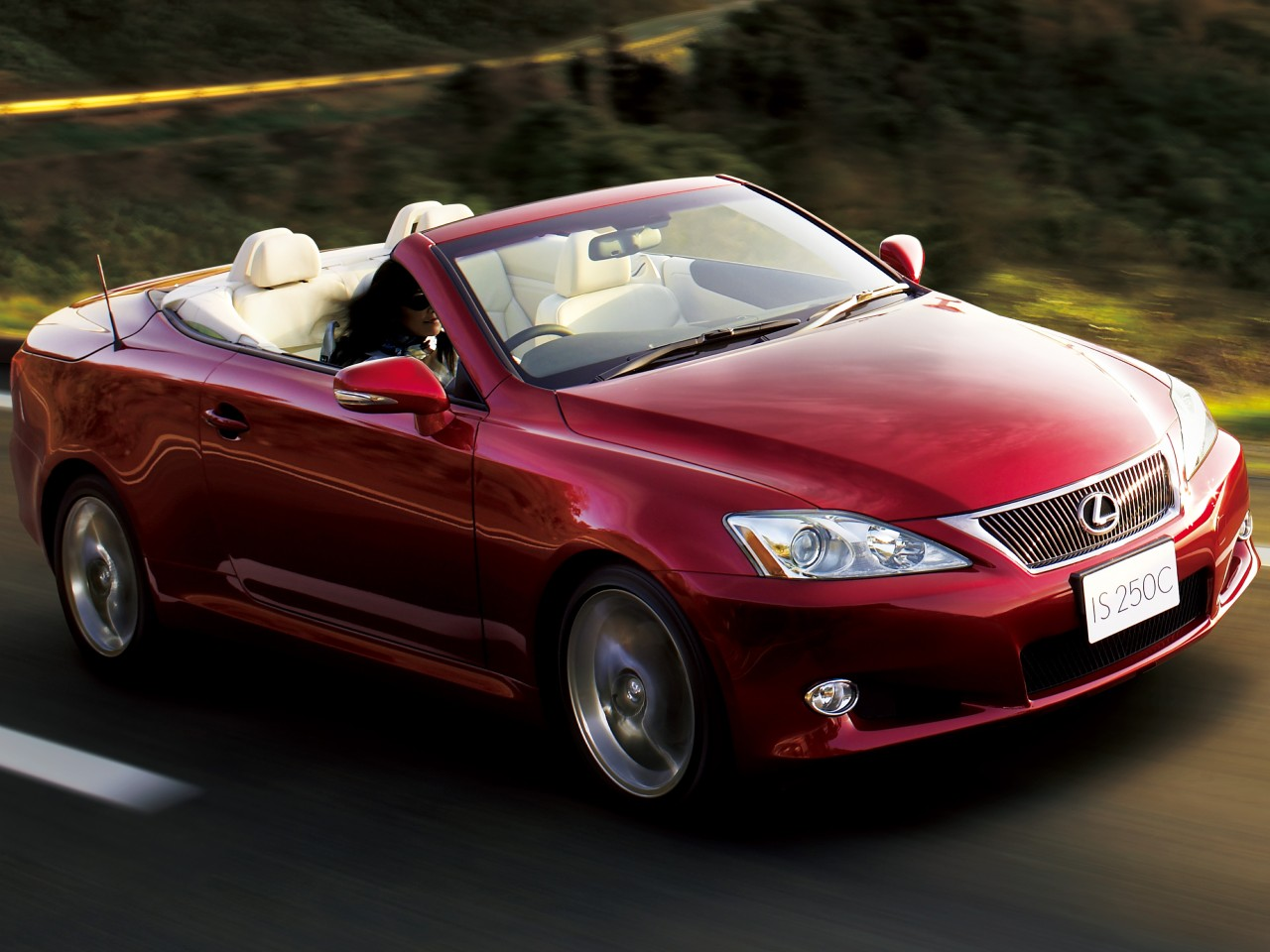 レクサス IS C 2009年モデル 新車画像