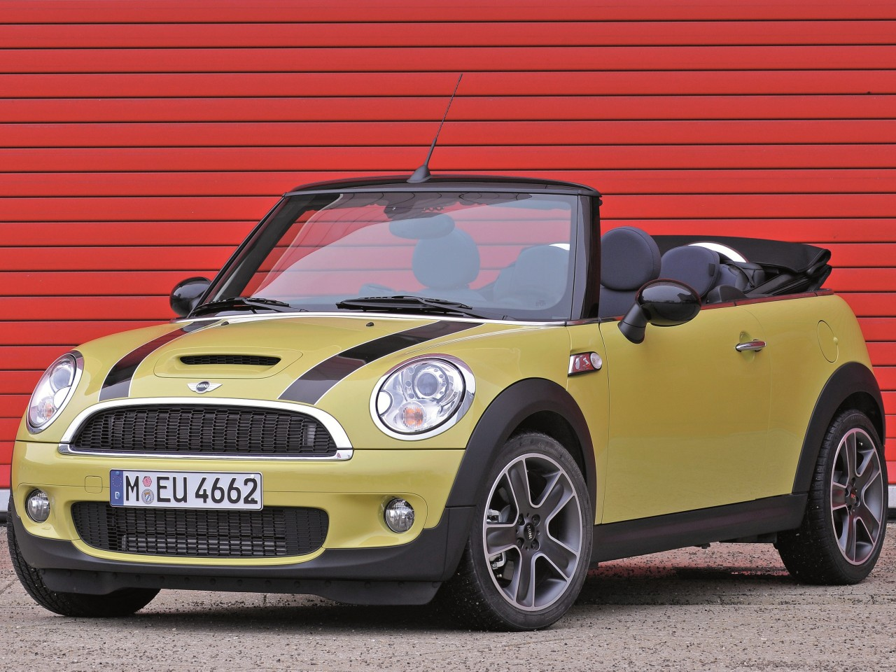 ミニ MINI CONVERTIBLE (コンバーチブル) 2009年モデル 新車画像