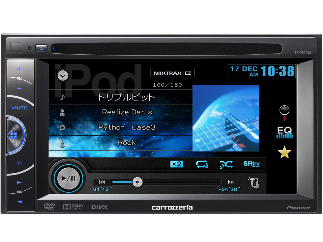 FH-780DVD の製品画像