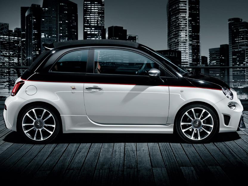 フィアット アバルト 595C 2013年モデル 新車画像