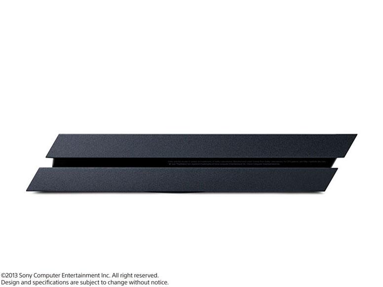 『本体1』 プレイステーション4 HDD 500GB ジェット・ブラック CUH-1000AB01 の製品画像