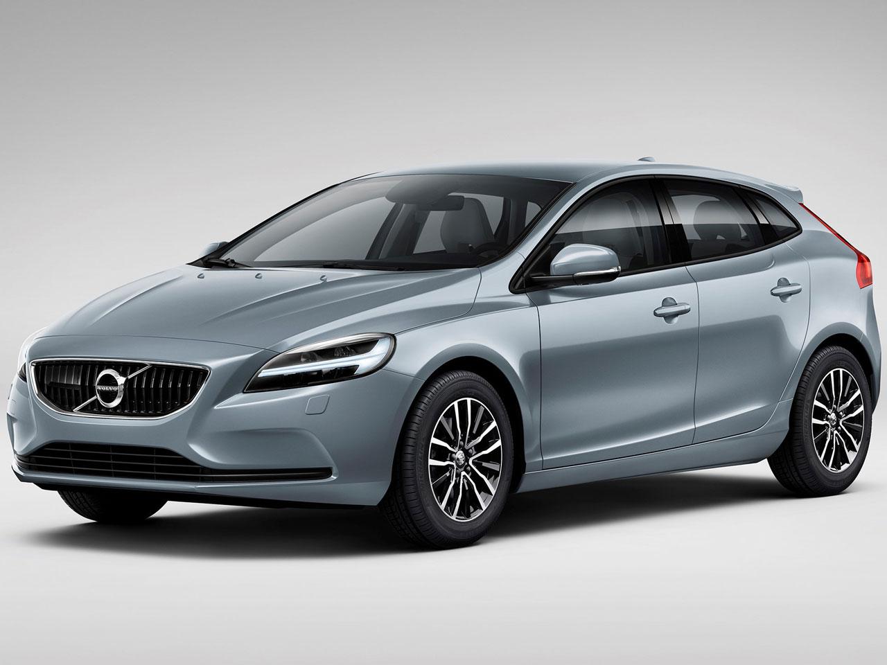 ボルボ V40 2013年モデル 新車画像