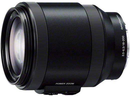 E PZ 18-200mm F3.5-6.3 OSS SELP18200 の製品画像