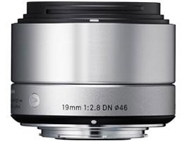 19mm F2.8 DN シルバー [マイクロフォーサーズ用] の製品画像