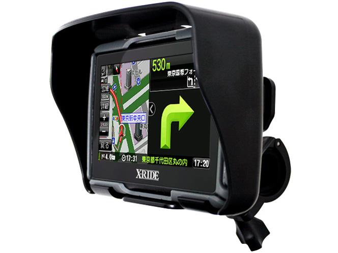 『本体 正面 斜め』 X-RIDE RM-XR432MC の製品画像