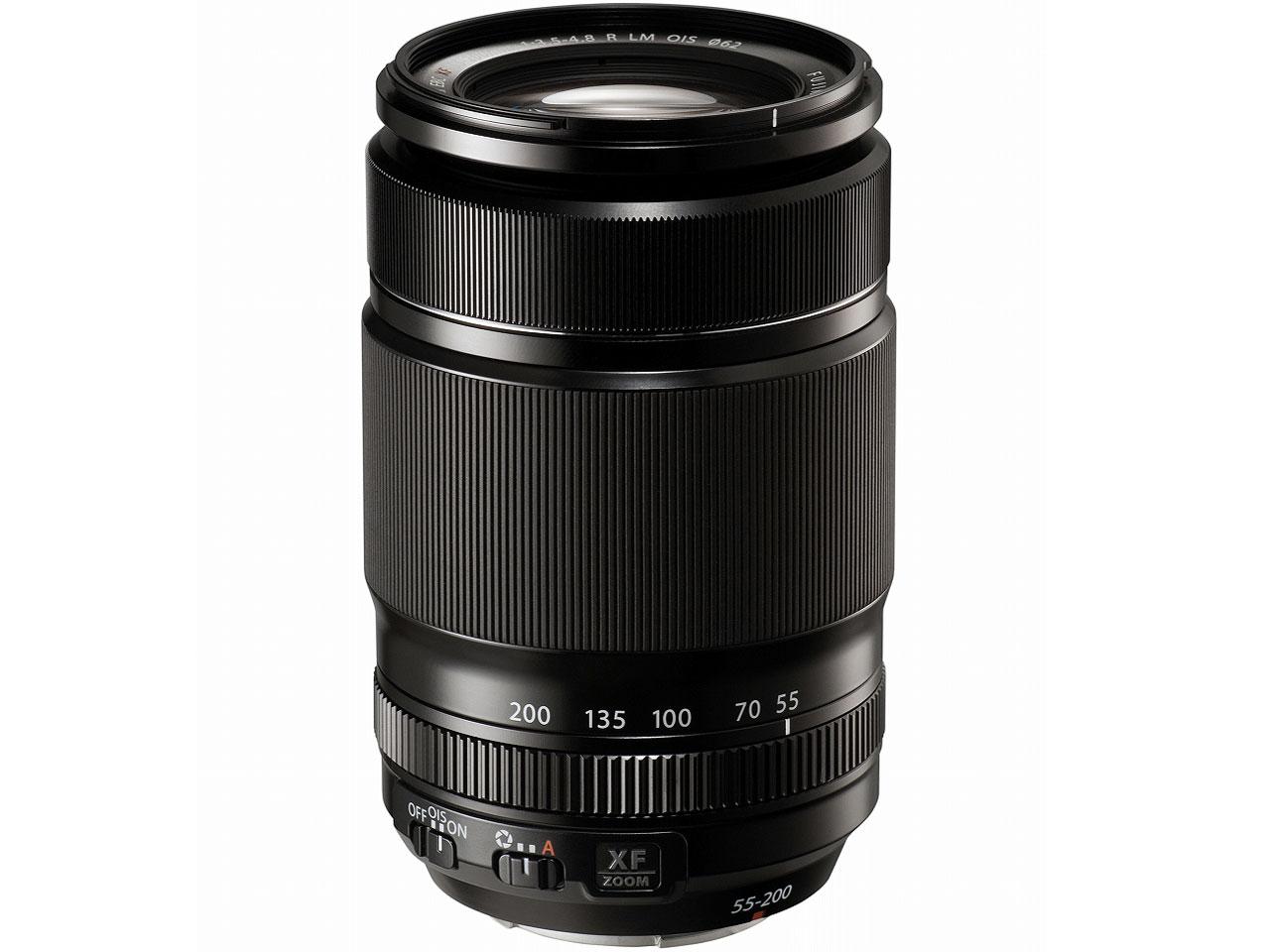 フジノンレンズ XF55-200mmF3.5-4.8 R LM OIS の製品画像