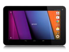ITQ701 WOW タブレット16GB ITQ701-16GB-BLK の製品画像