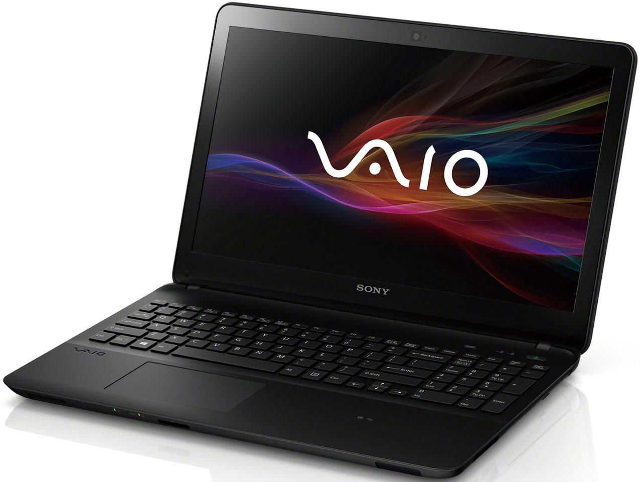 VAIO Fit 15E SVF15217CJB [ブラック] の製品画像