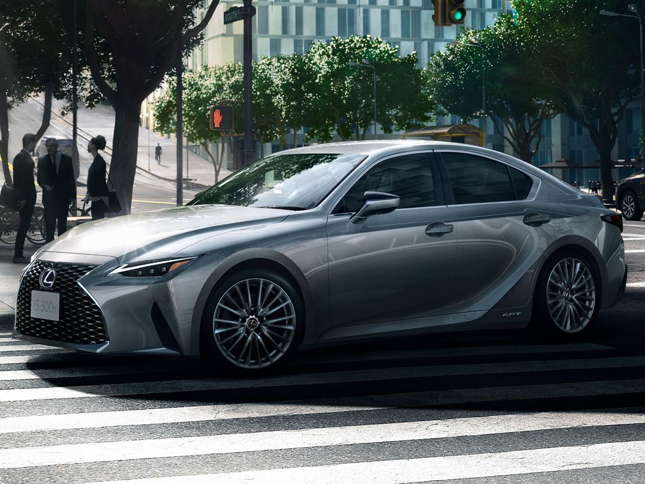 レクサス IS ハイブリッド 2013年モデル 新車画像