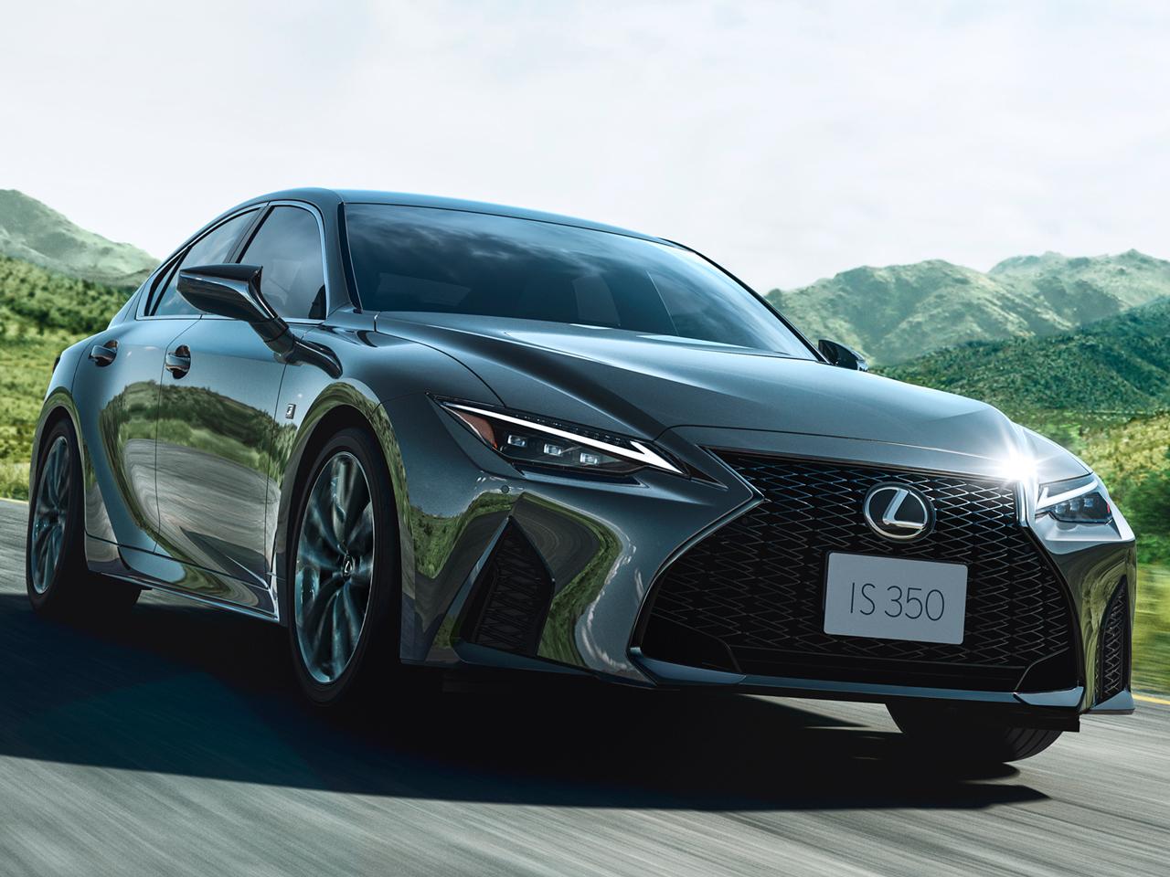 レクサス IS 2013年モデル 新車画像