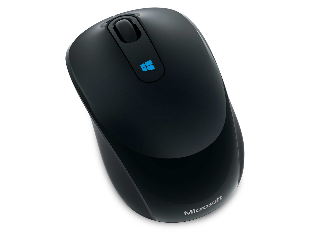 Sculpt Mobile Mouse 43U-00007 [黒] の製品画像
