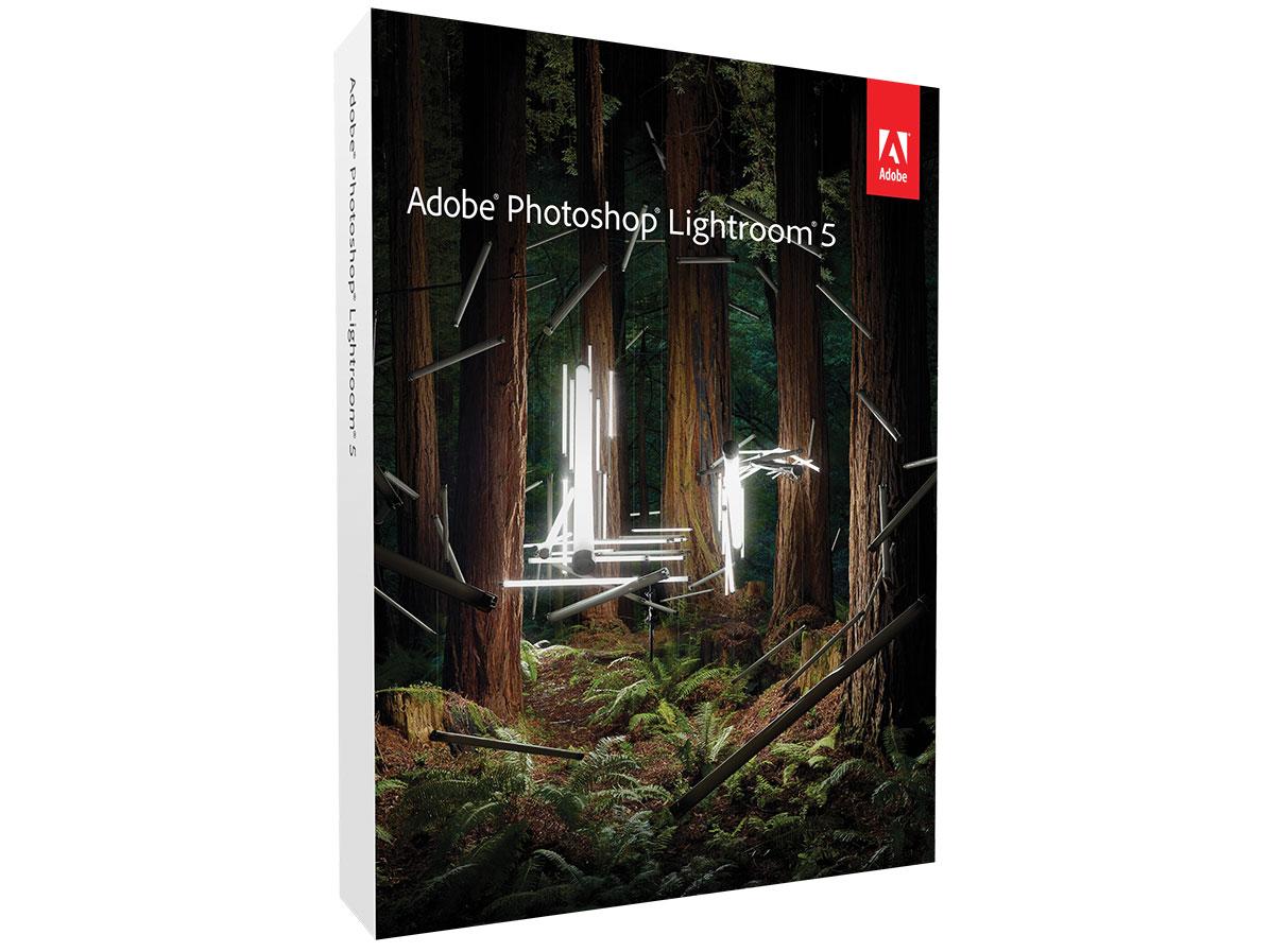 Adobe Photoshop Lightroom 5 日本語版 の製品画像