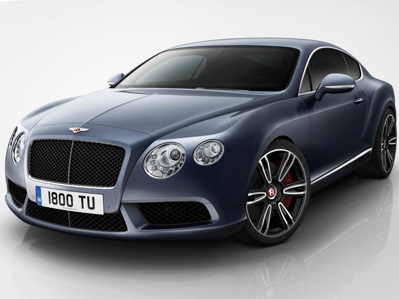 ベントレー コンチネンタルGT 2011年モデル 新車画像