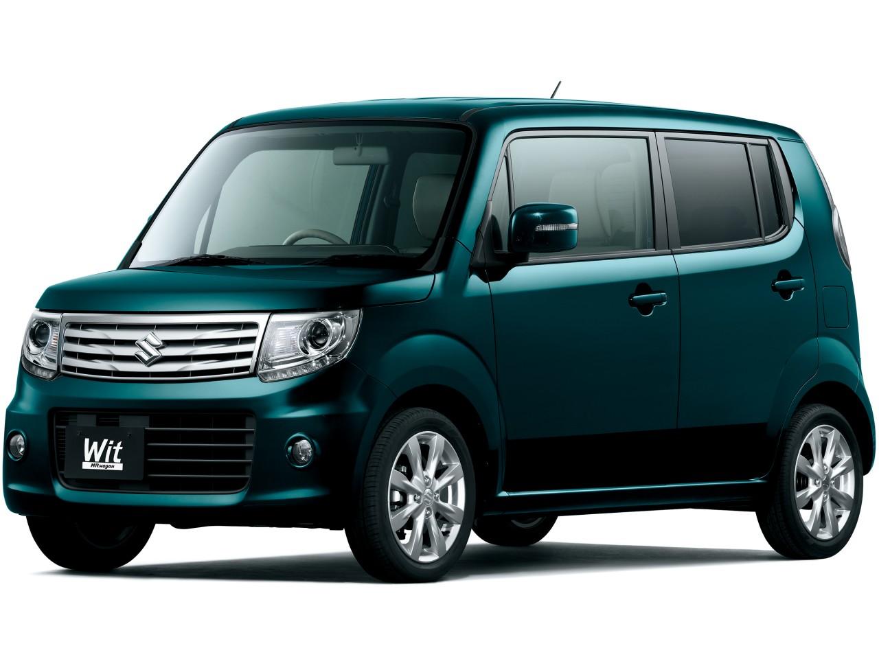 スズキ MRワゴン Wit 2013年モデル 新車画像