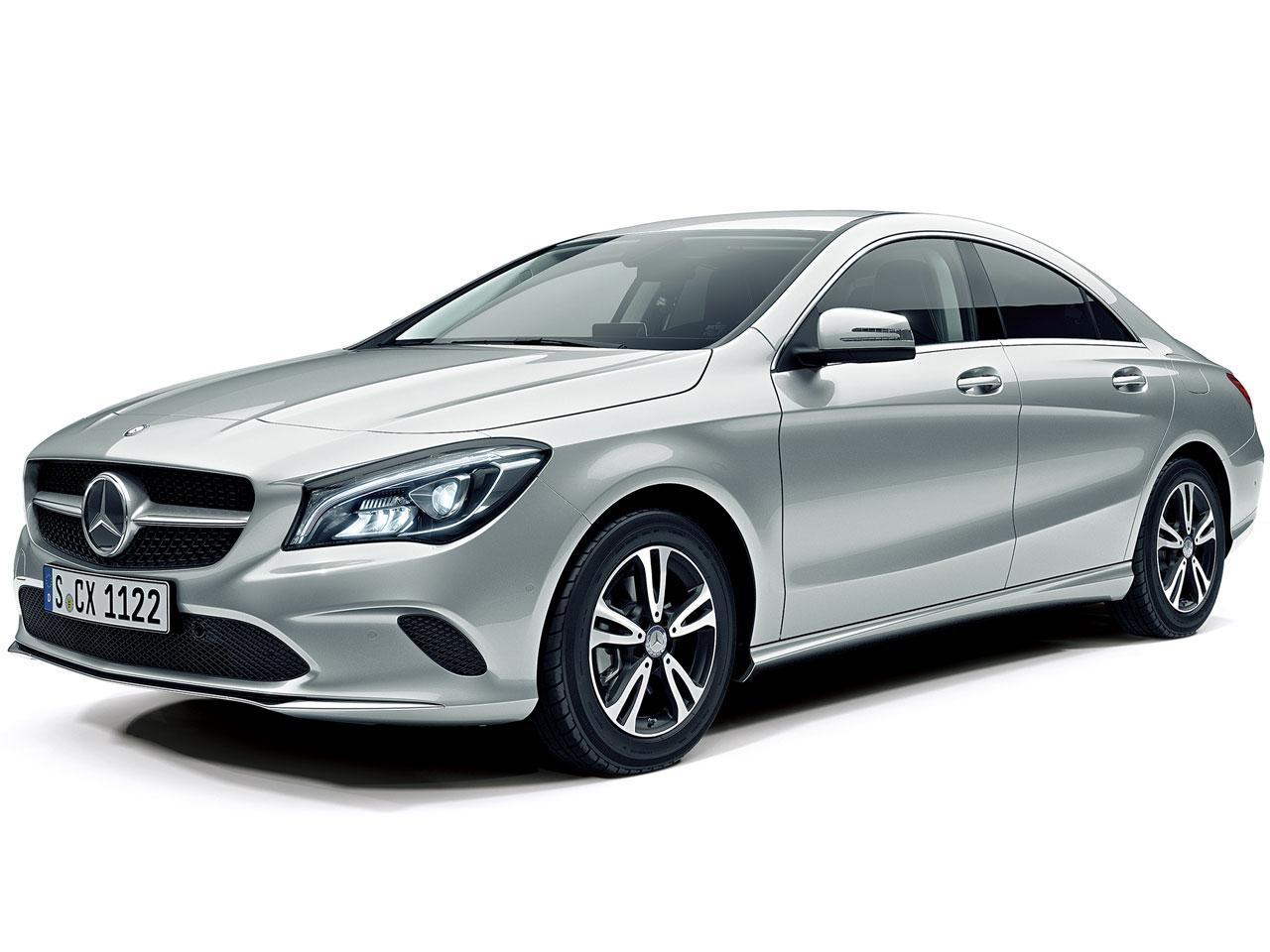 メルセデス・ベンツ CLAクラス 2013年モデル 新車画像