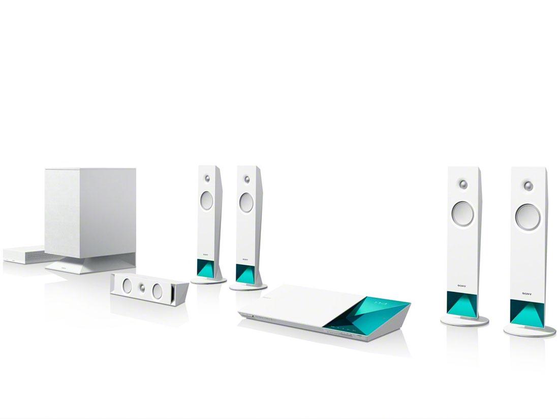 BDV-N1WL の製品画像