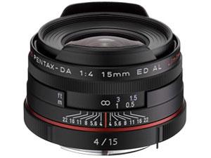 HD PENTAX-DA 15mmF4ED AL Limited [ブラック] の製品画像
