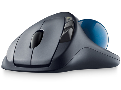 『本体3』 Wireless Trackball M570t の製品画像