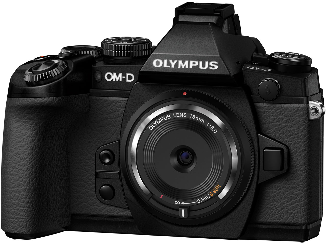OLYMPUS OM-D E-M1 ボディ [ブラック] の製品画像
