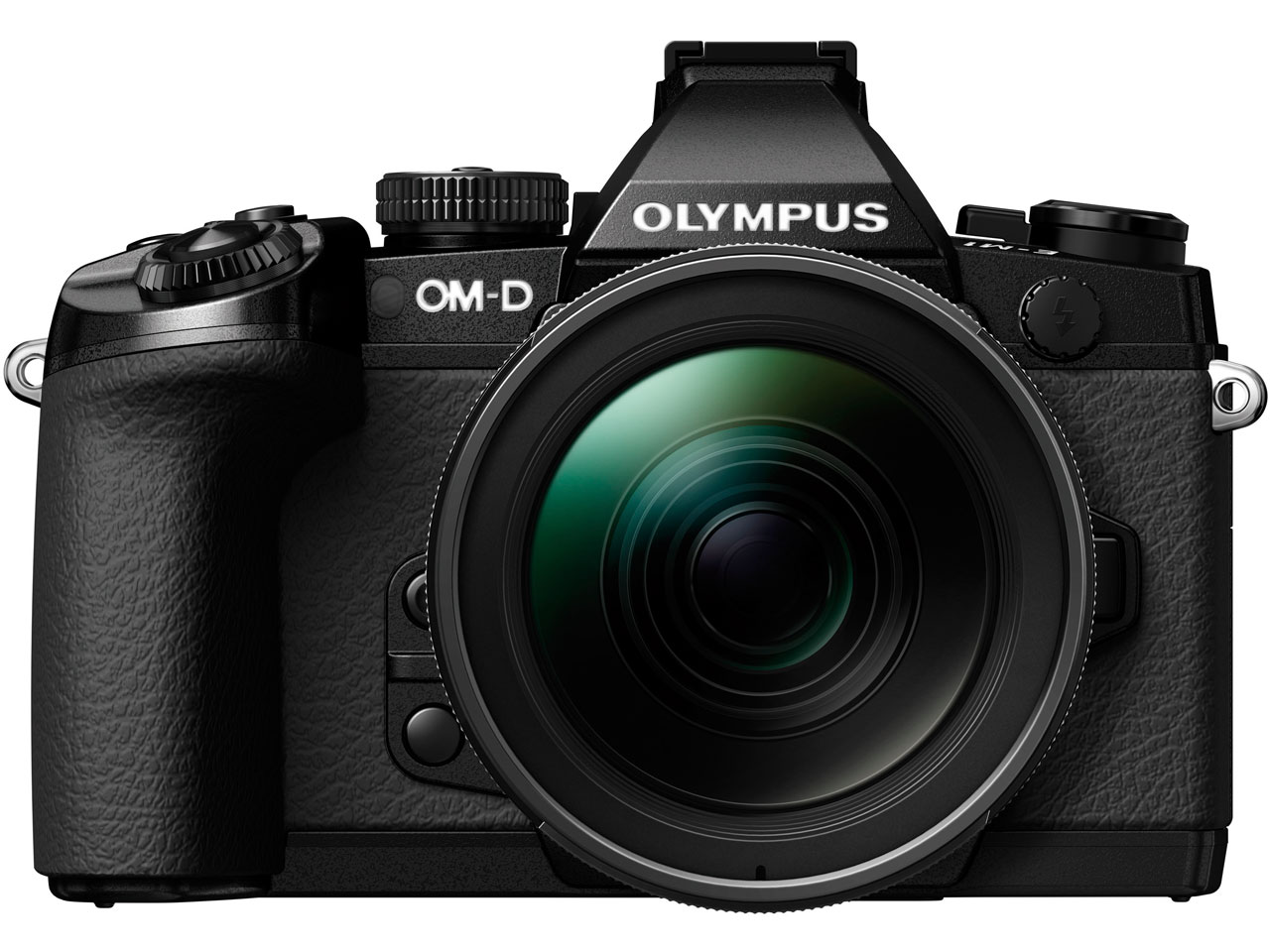 『本体 正面1』 OLYMPUS OM-D E-M1 12-40mm F2.8 レンズキット の製品画像
