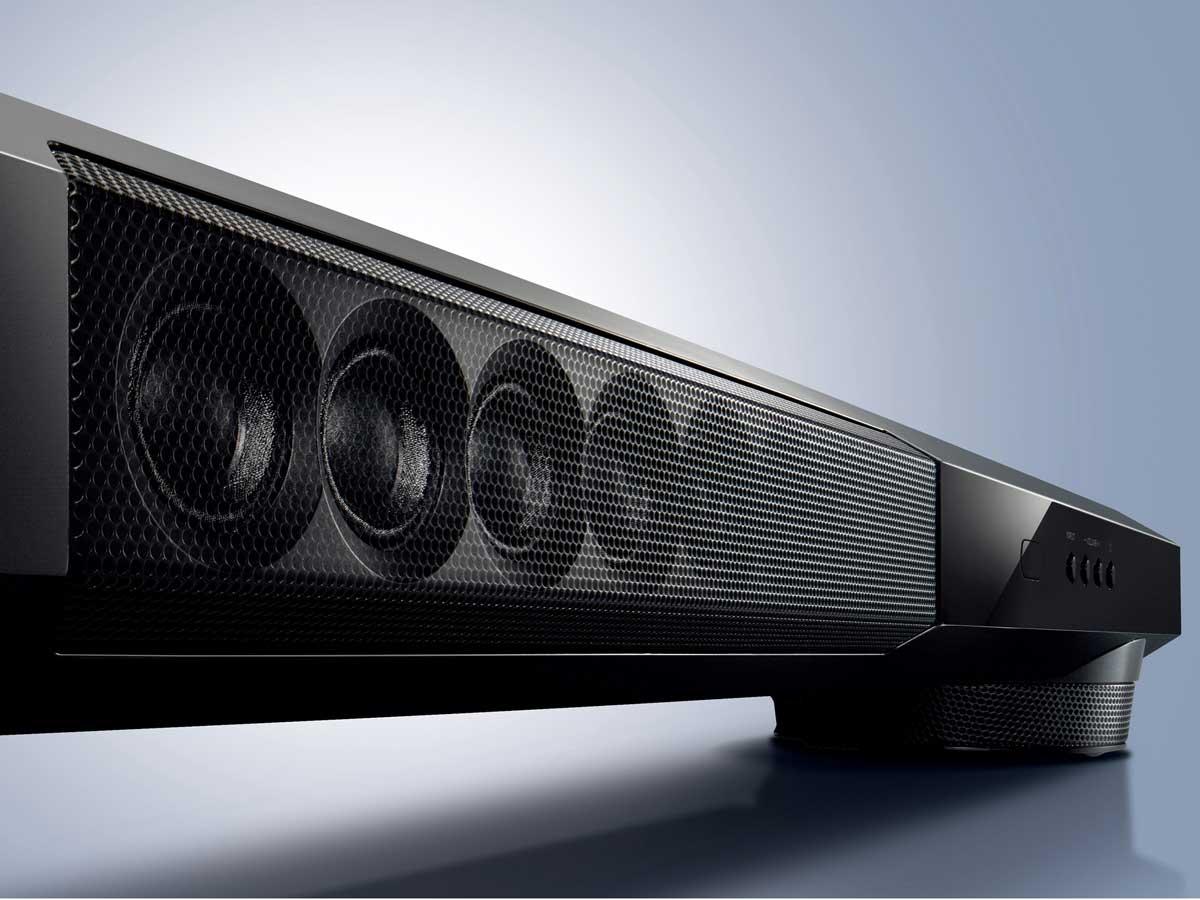 『本体 スピーカー部分』 デジタル・サウンド・プロジェクター YSP-1400 の製品画像