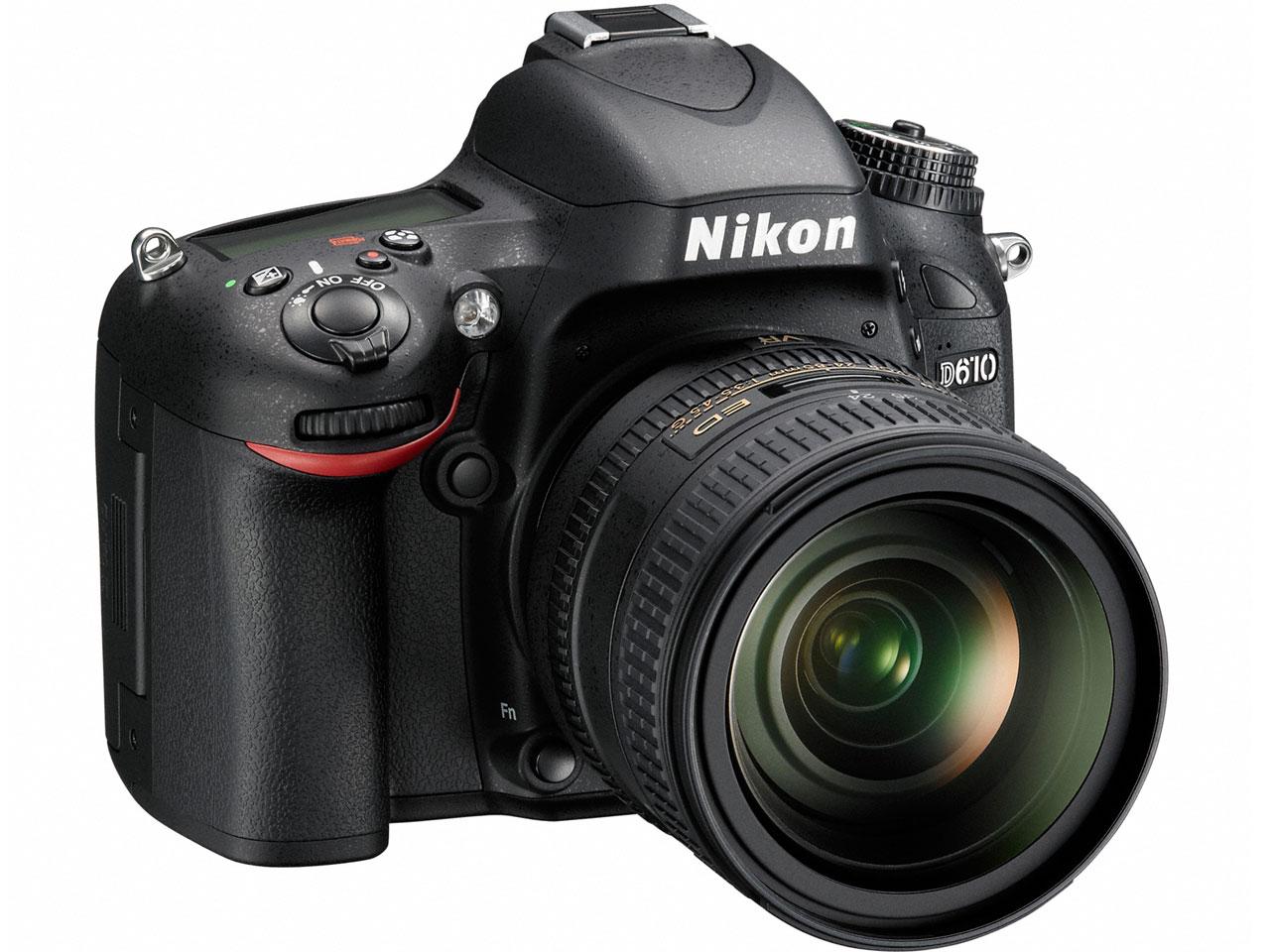 『本体 正面2』 D610 24-85 VR レンズキット の製品画像