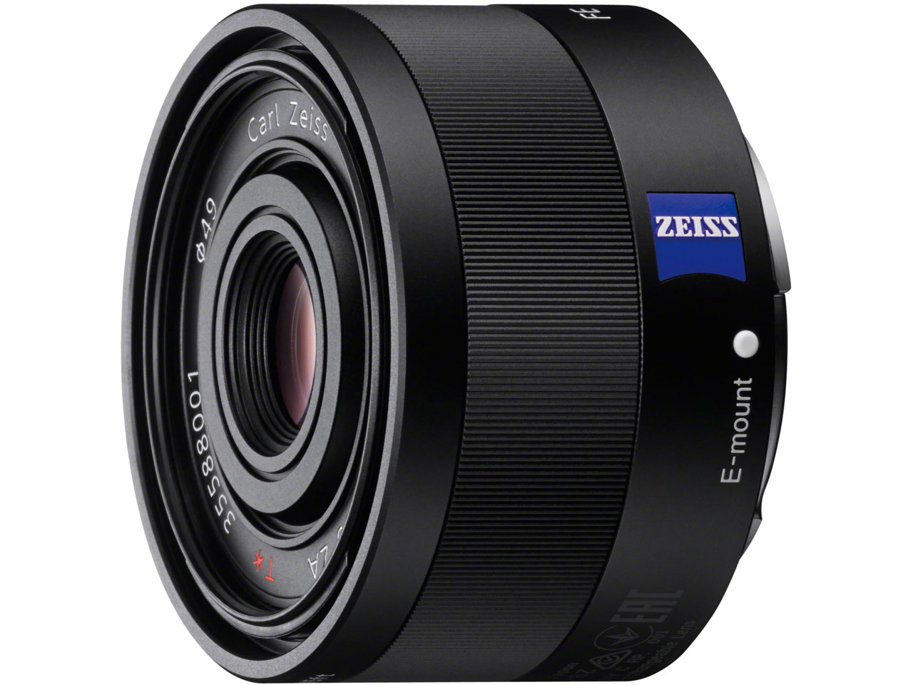 Sonnar T* FE 35mm F2.8 ZA SEL35F28Z の製品画像