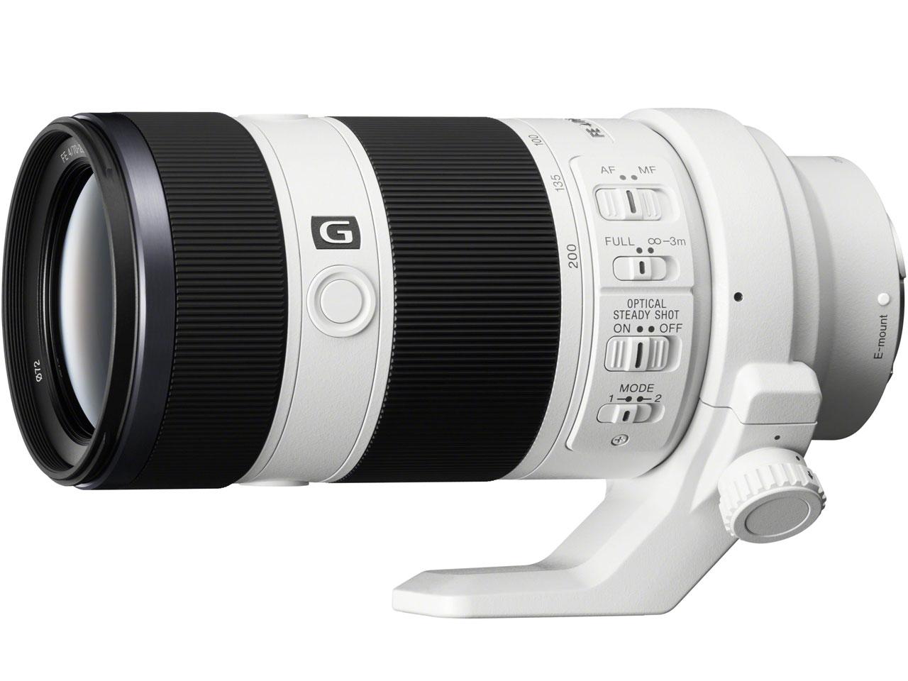 FE 70-200mm F4 G OSS SEL70200G の製品画像